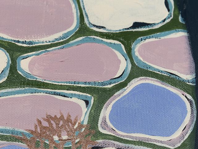 Fig Tree Leaves Detail - Frances Belle Parker