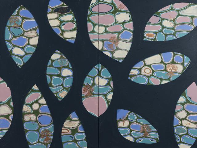 Fig Tree Leaves - Frances Belle Parker